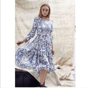 30b04cacd68a Anthropologie Dresses | Jaase Aurora Boho Dress | Poshmark
